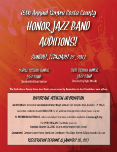 15thAnnualContraCostaCountyHonorJazzBand